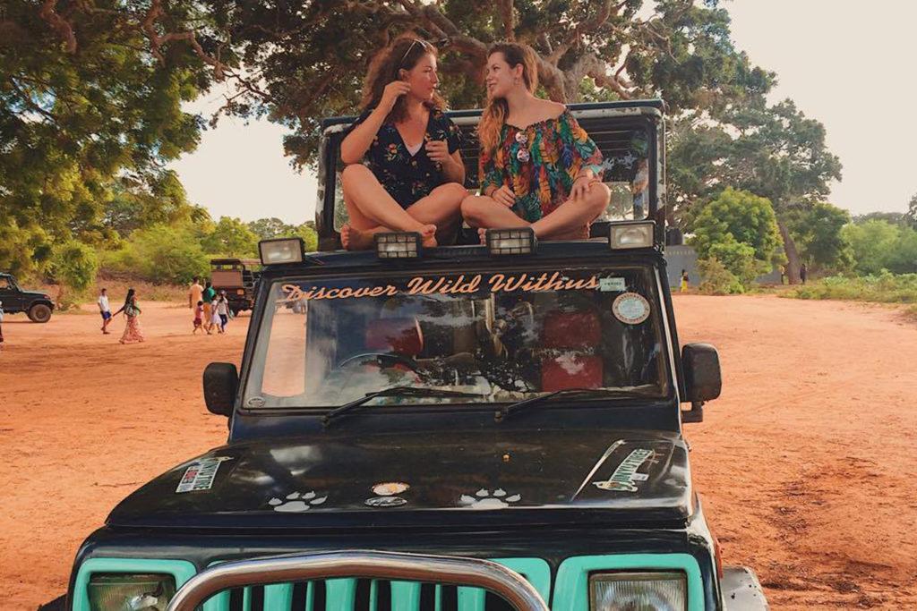 SRI LANKA ROAD TRIP | Ella to Tissamaharama
