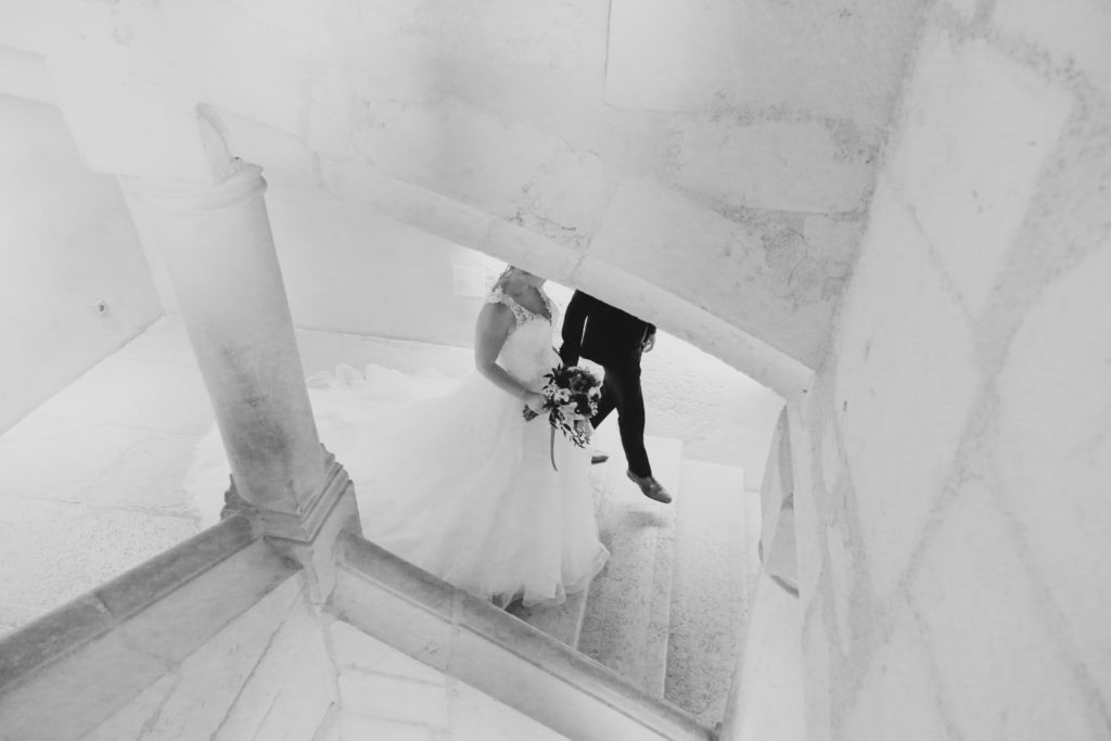 UN MARIAGE AU CLOS DE FLORIE